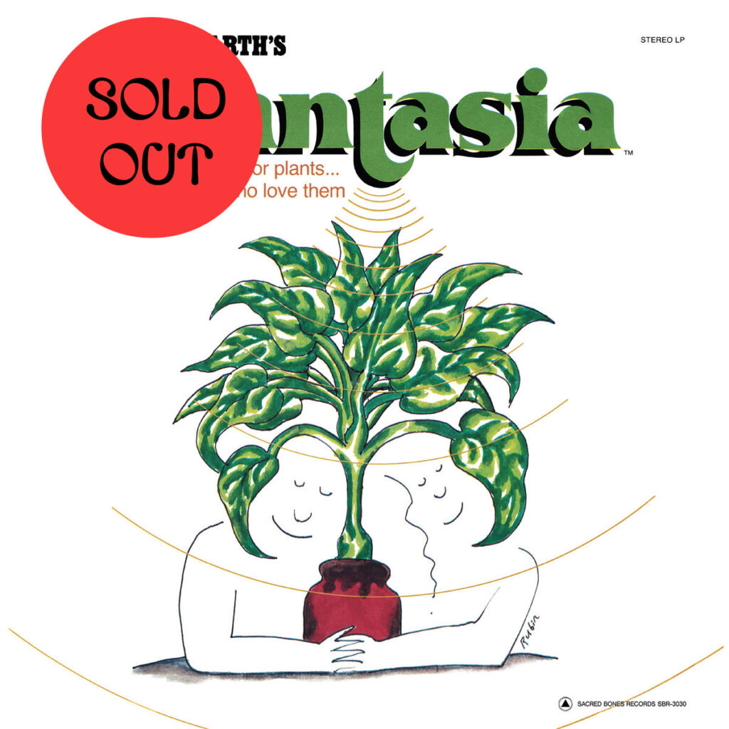 Mort Garson ‎- Mother Earth's Plantasia 2LP product image
