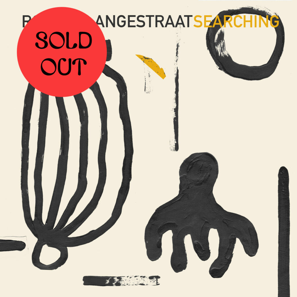 Ronald Langestraat ‎- Searching LP product image