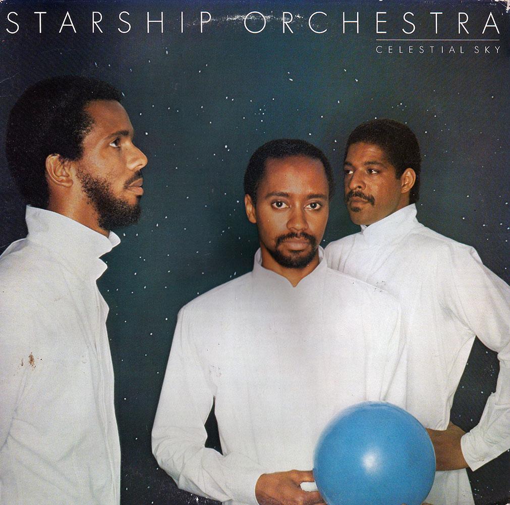 Starship Orchestra – Celestial Sky album cover