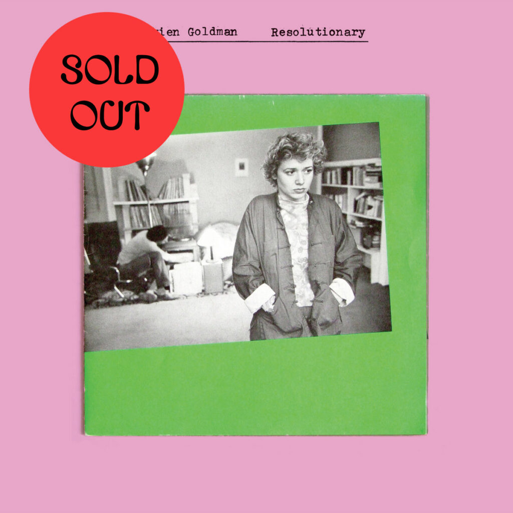 Vivien Goldman - Resolutionary LP product image