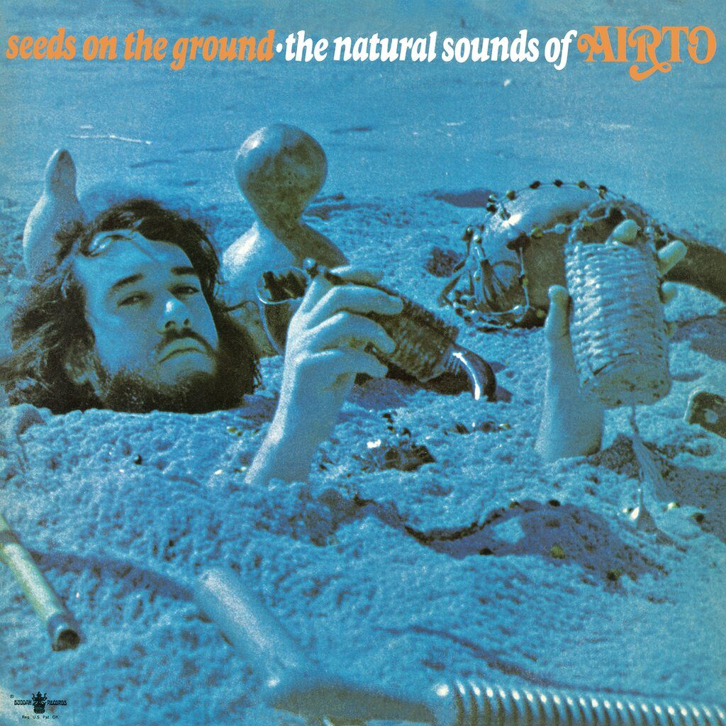 Airto - Seeds On The Ground: The Natural Sounds Of Airto LP product image