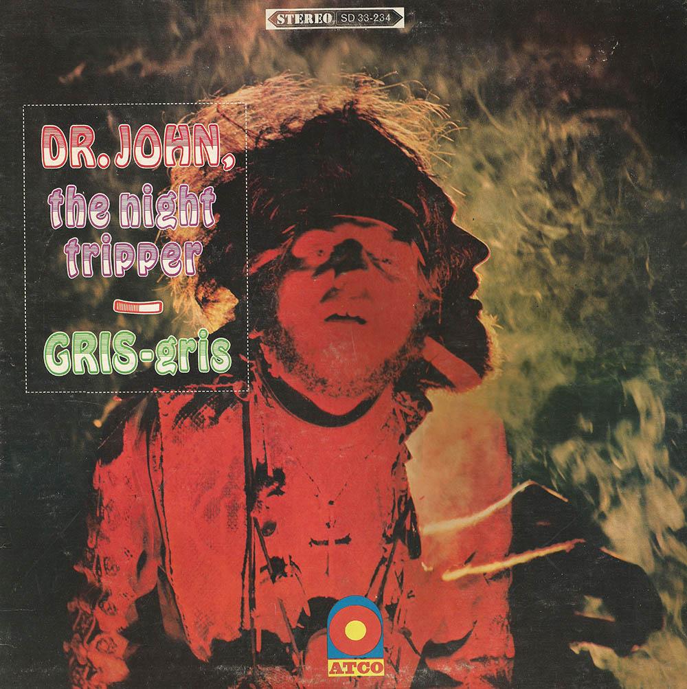 Dr. John – Gris Gris album cover