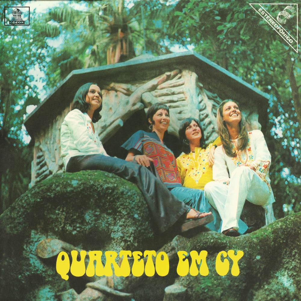 Quarteto Em Cy album cover