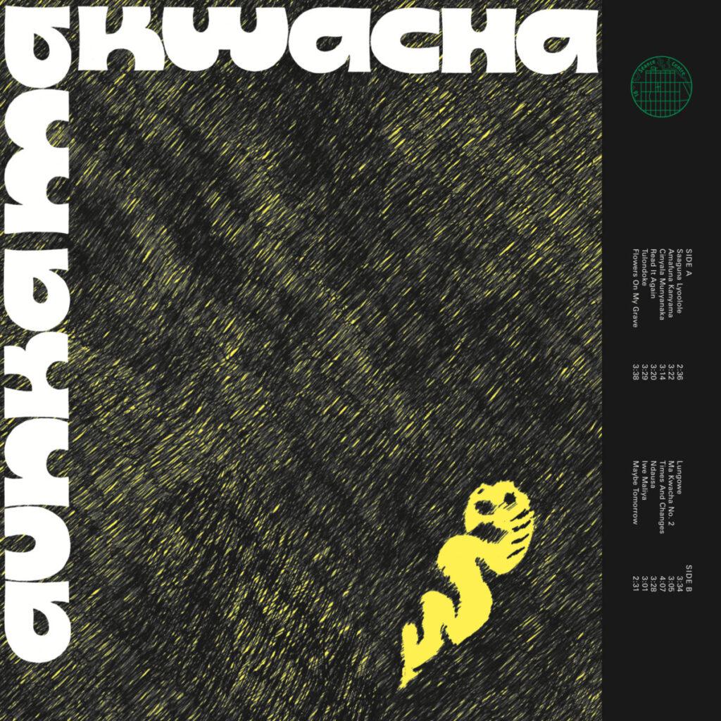 Smokey Haangala - Aunka Ma Kwacha LP product image