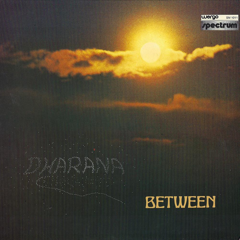 Between – Dharana album cover