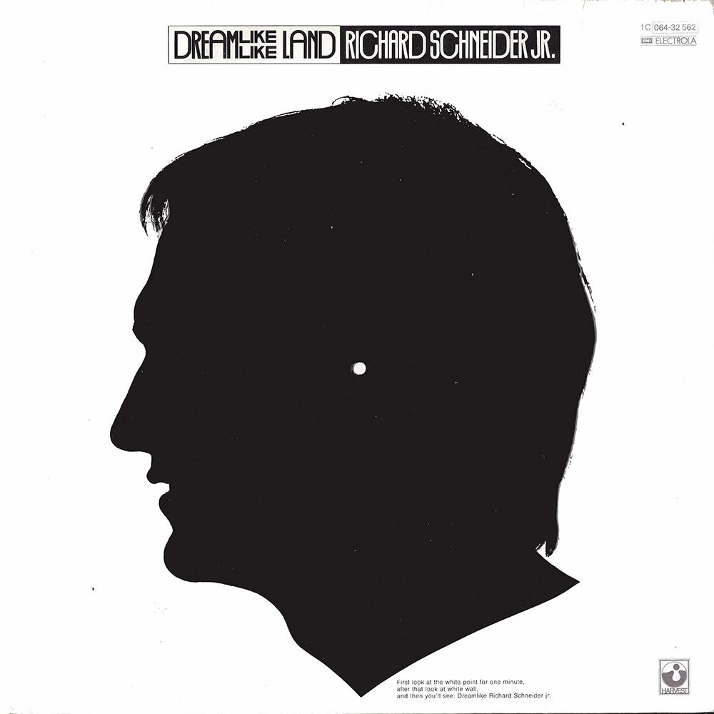 Richard Schneider Jr. – Dreamlike Land album cover