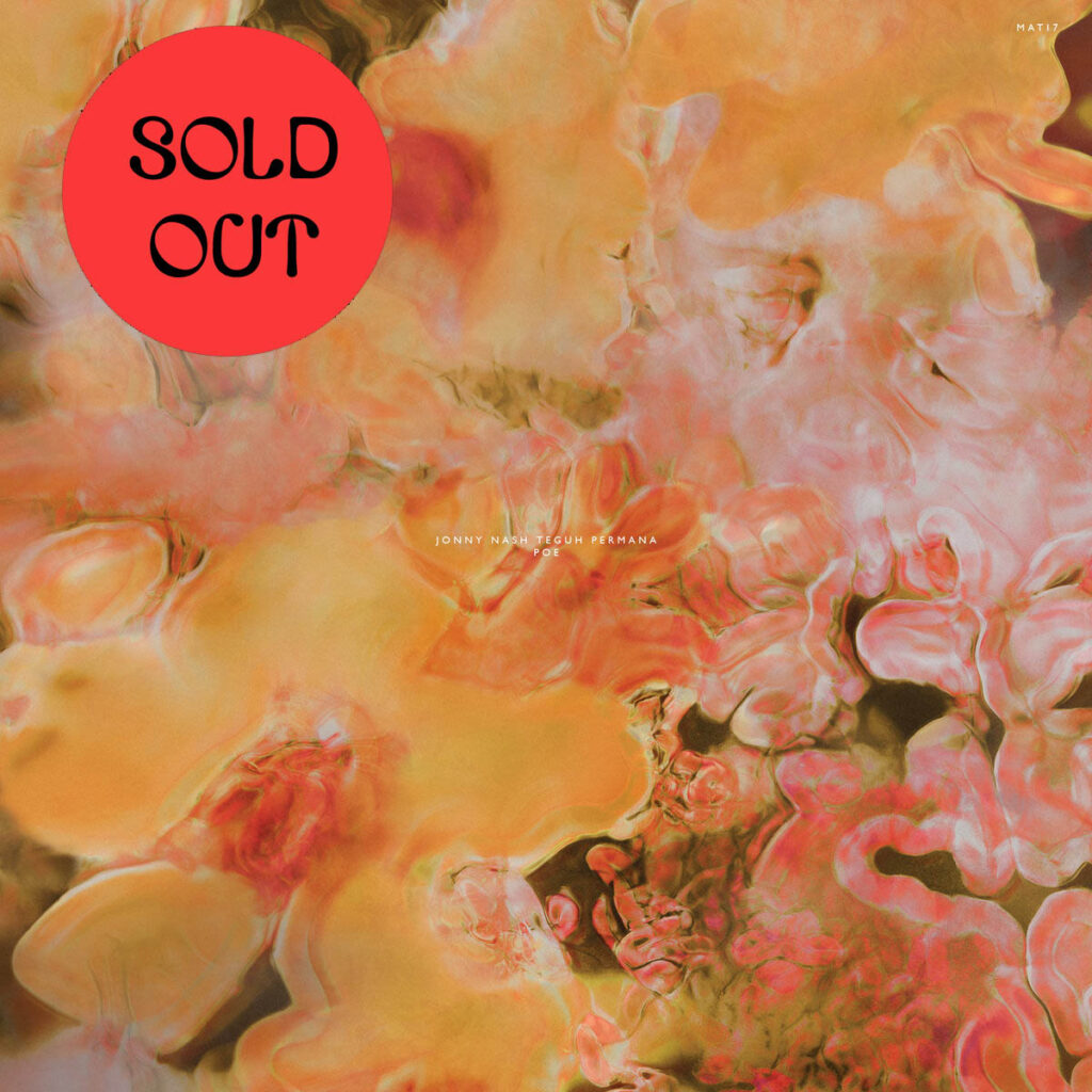 Jonny Nash, Teguh Permana - Poe LP product image