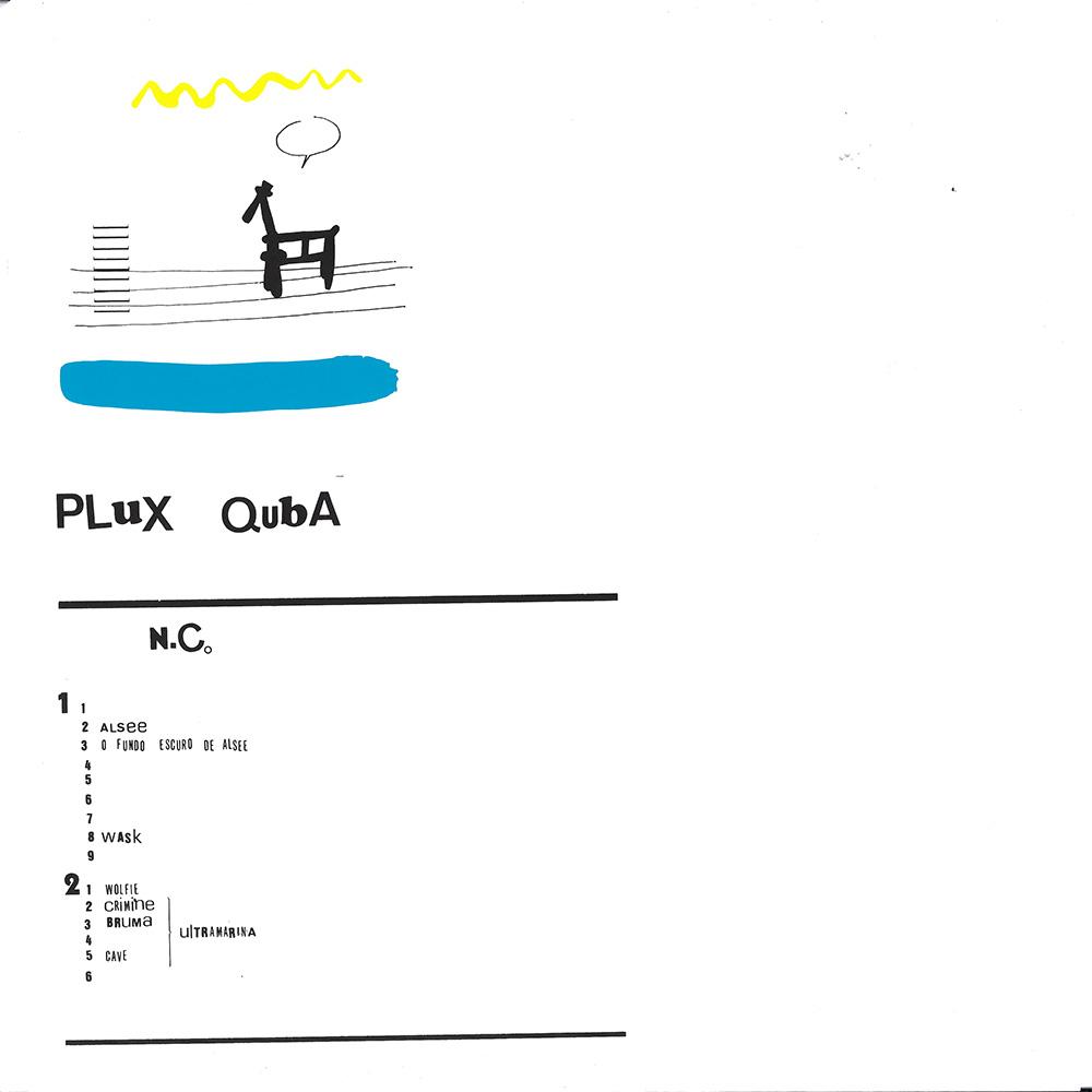 Nuno Canavarro – Plux Quba album cover