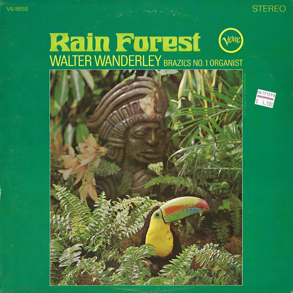 Walter Wanderley – Rain Forest album cover