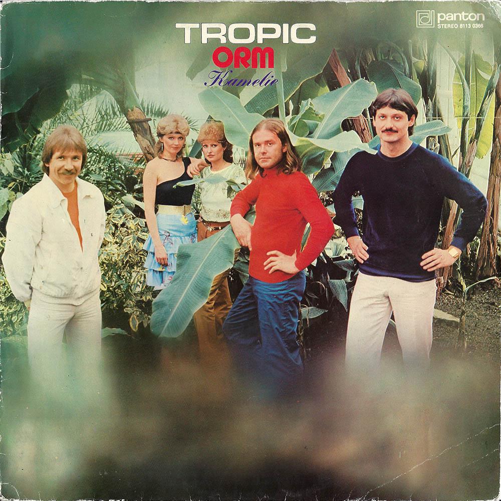 ORM – Tropic album cover