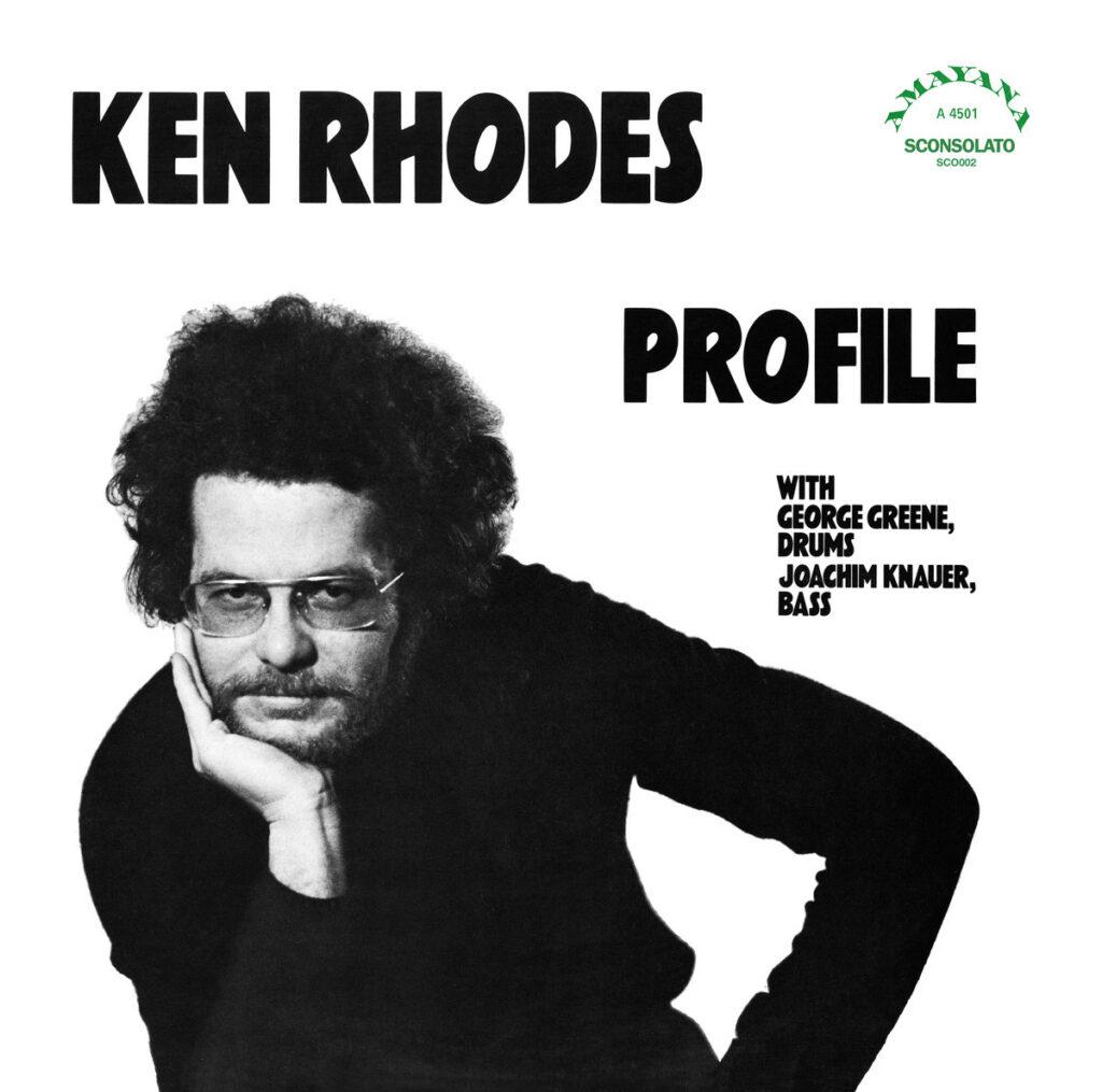 Ken Rhodes - Profile LP product image