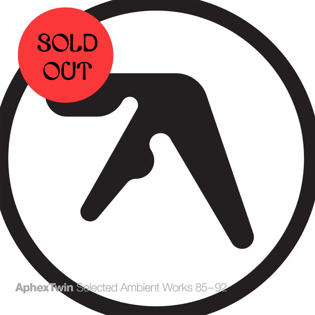 Aphex Twin - Selected Ambient Works 85-92 2LP product image