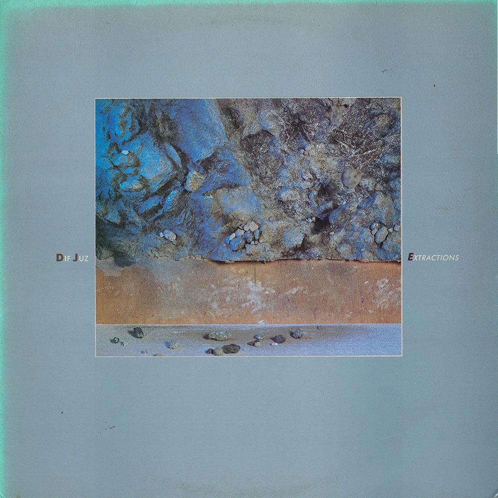 Dif Juz – Extractions album cover