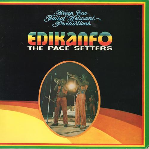 Edikanfo – The Pace Setters album cover