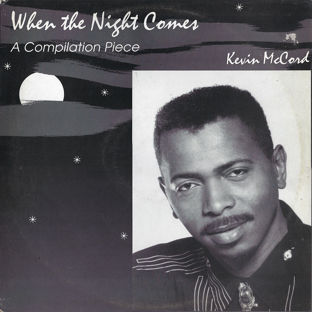 Kevin McCord – When The Night Comes album cover