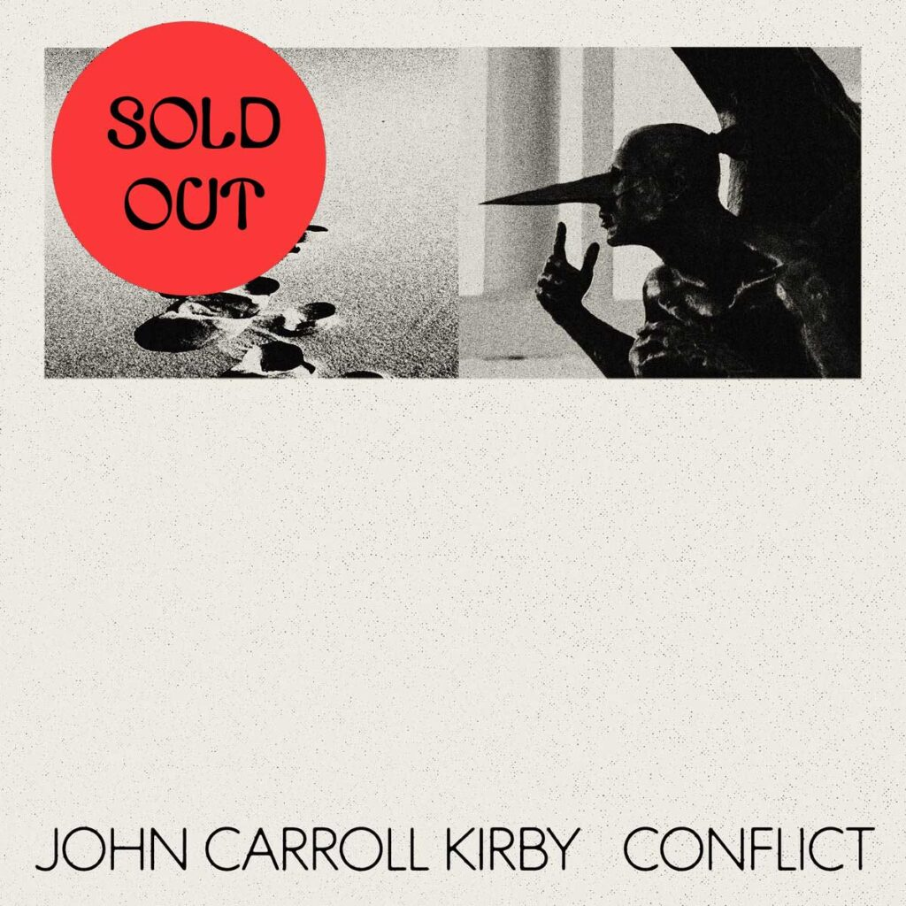 John Carroll Kirby - Conflict LP product image