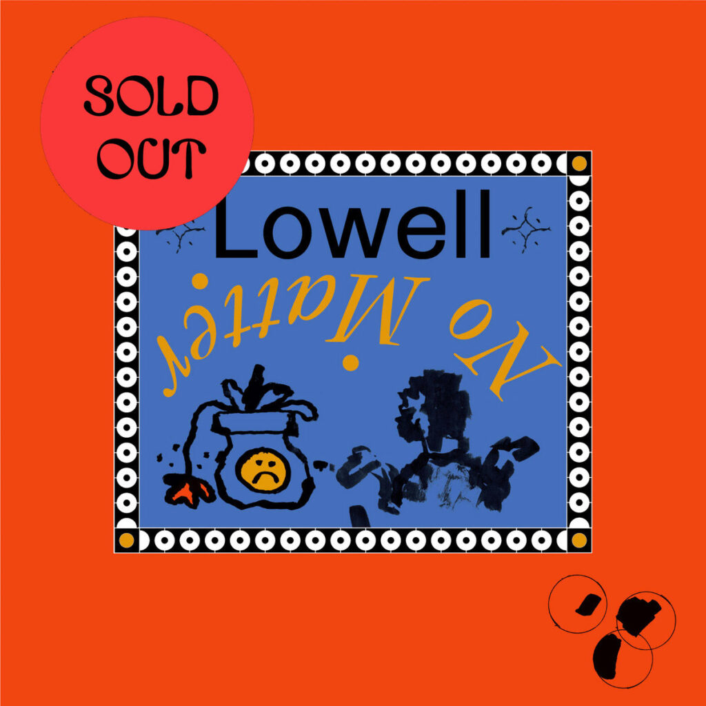 Lowell - No Matter 12″ product image