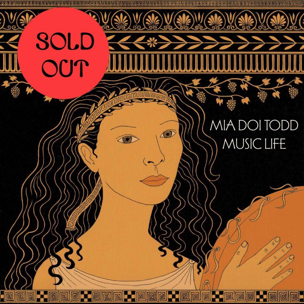 Mia Doi Todd - Music Life LP product image