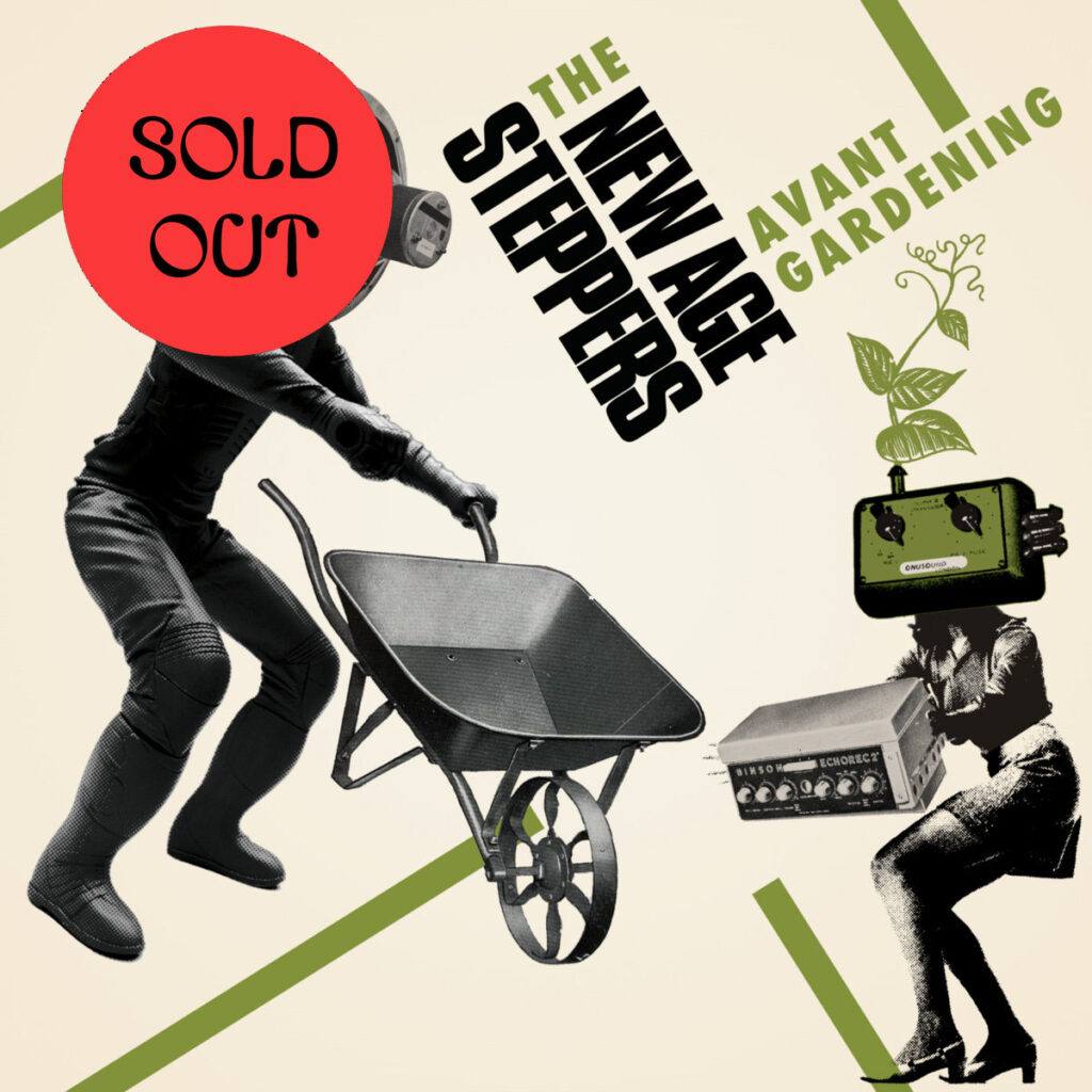 The New Age Steppers – Avant Gardening LP product image