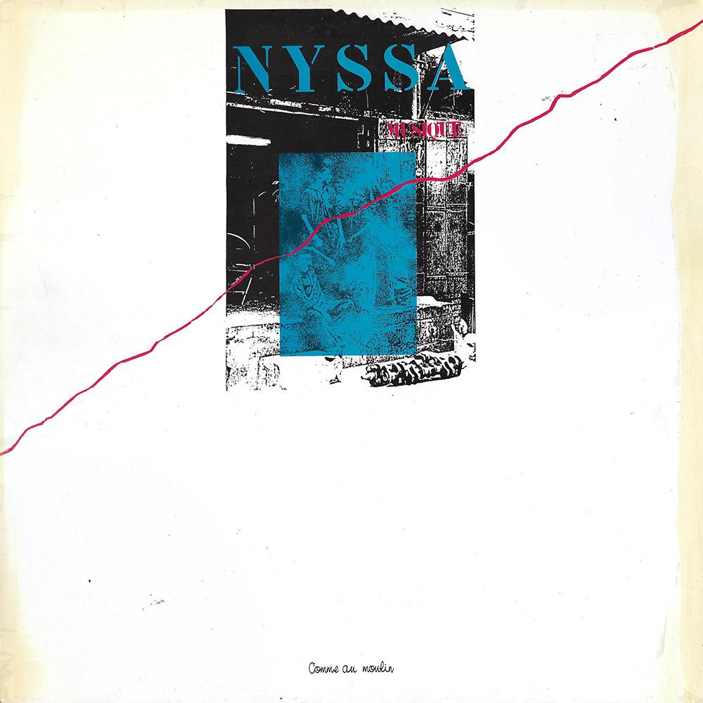 Nyssa Musique album cover