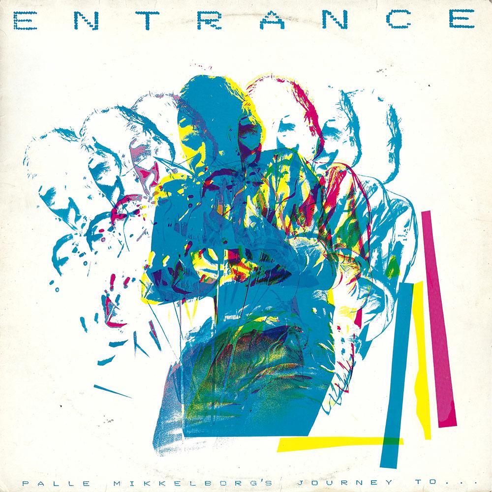 Entrance – Palle Mikkelborg album cover