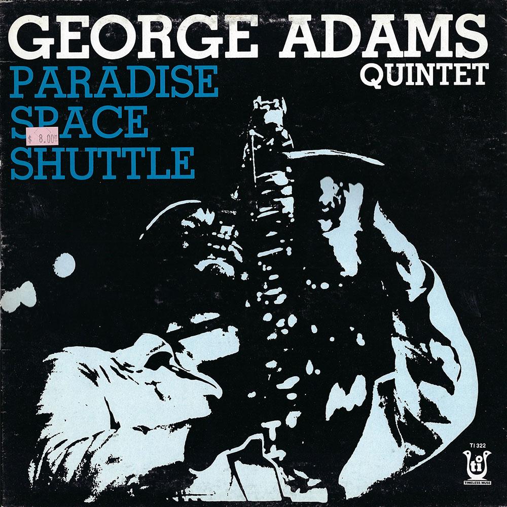George Adams Quintet  album cover