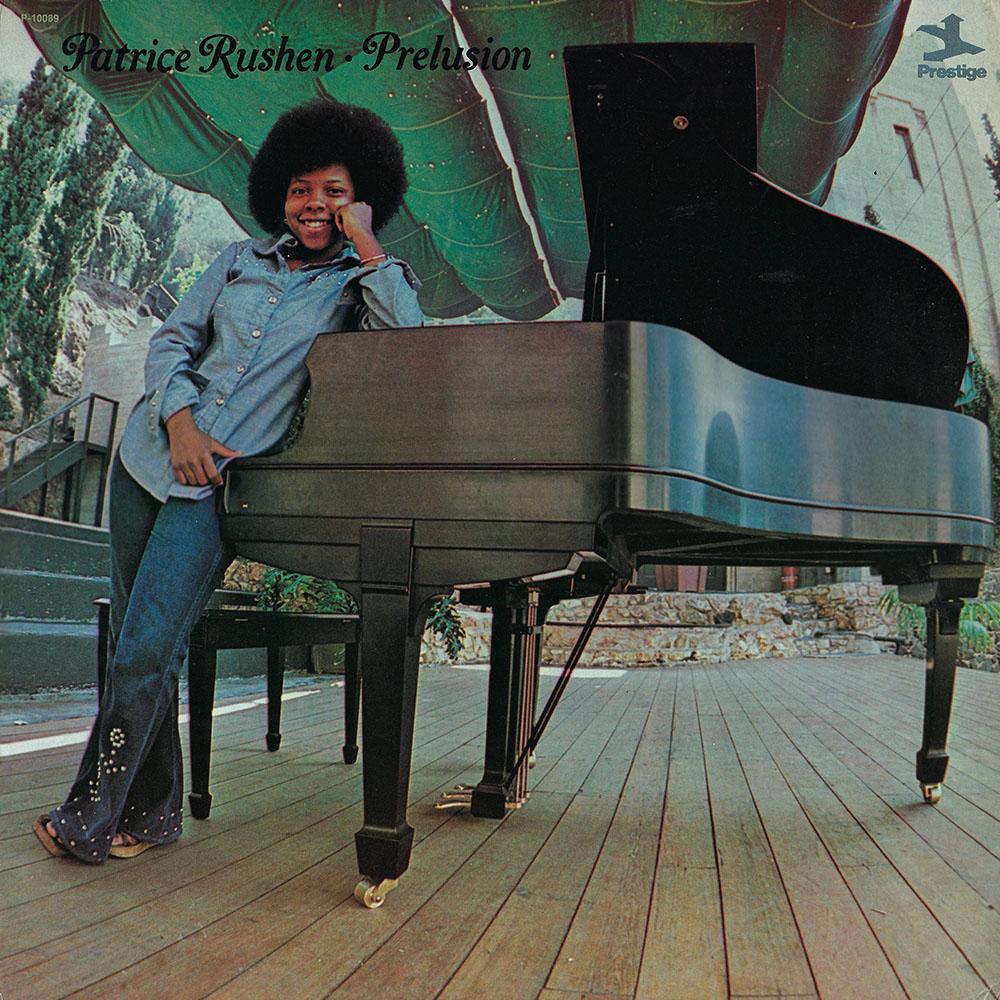 Patrice Rushen – Prelusion album cover