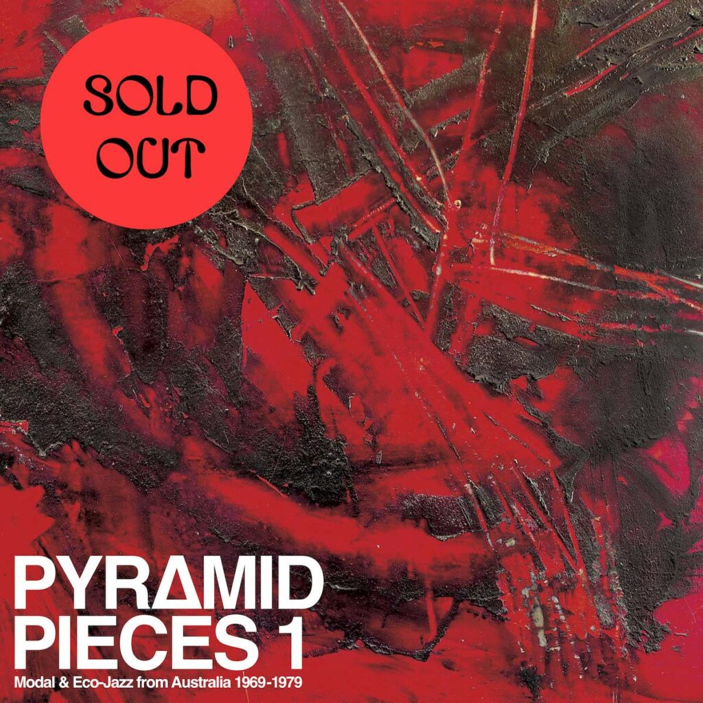 Various - Pyramid Pieces 1 (Modal & Eco-Jazz From Australia 1969-79) LP product image