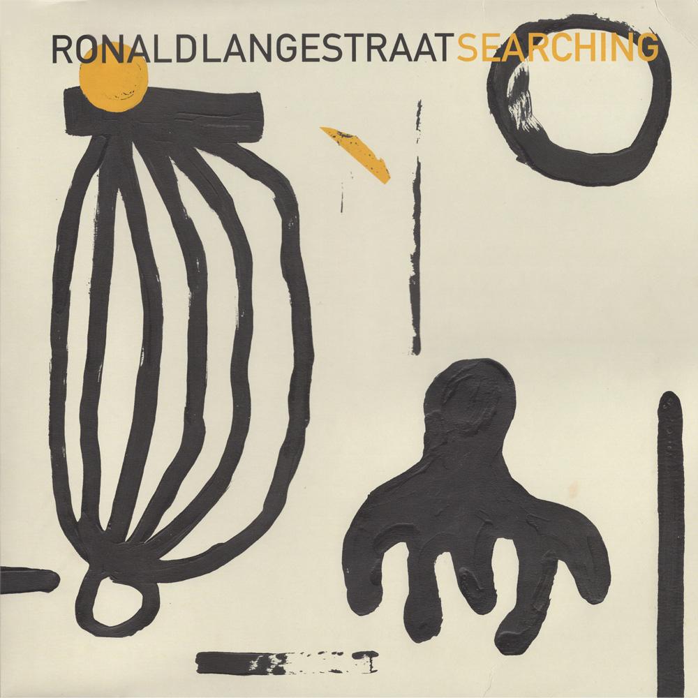 Ronald Langestraat – Searching album cover