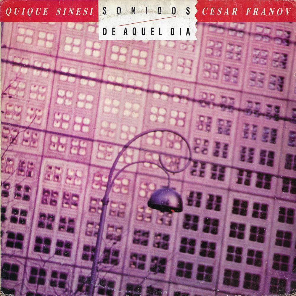 Quique Sinesi, César Franov album cover