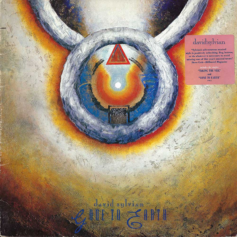 David Sylvian – Gone to Earth album cover