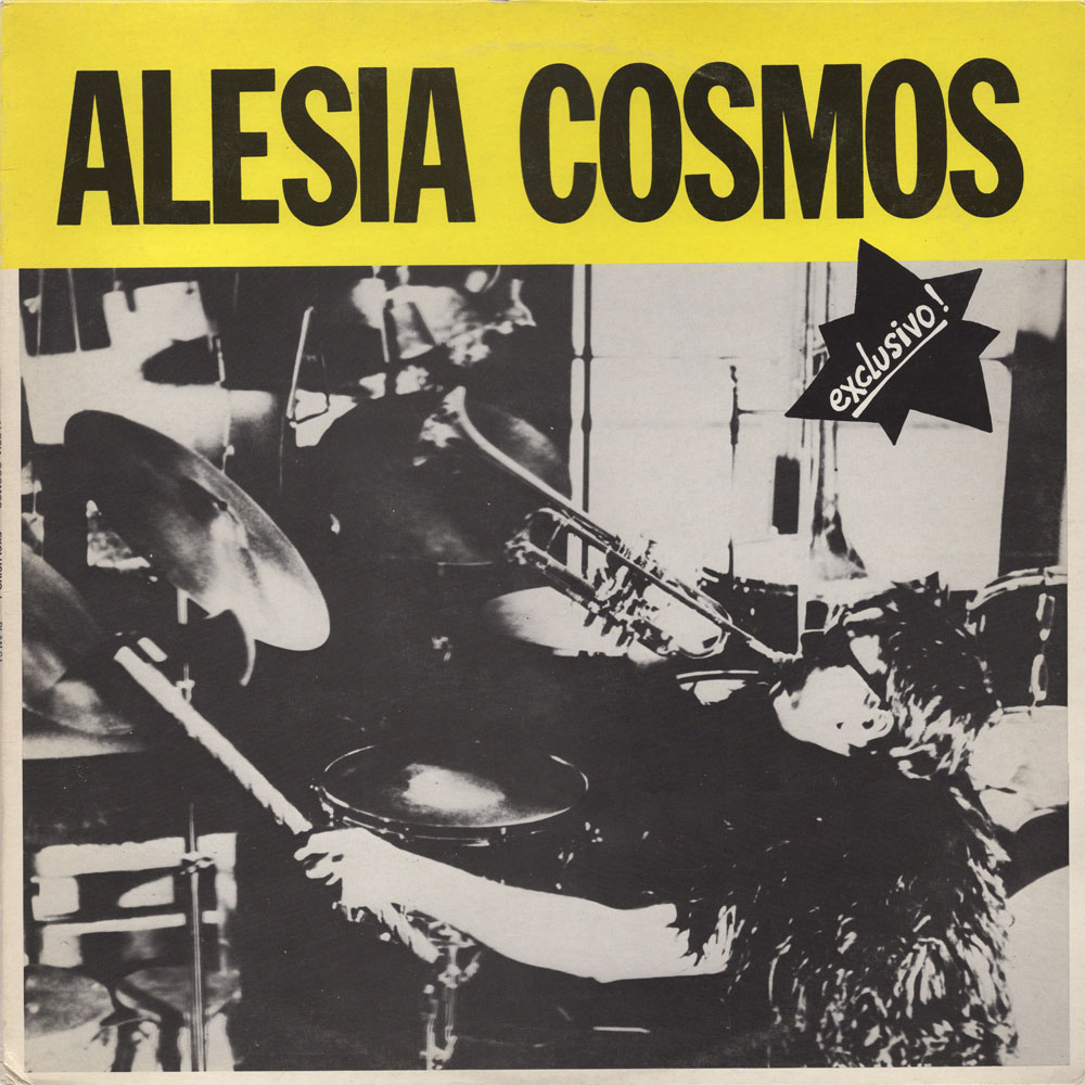 Alesia Cosmos – Exclusivo album cover