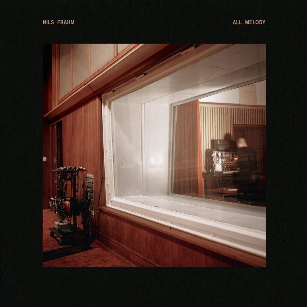 Nils Frahm album cover