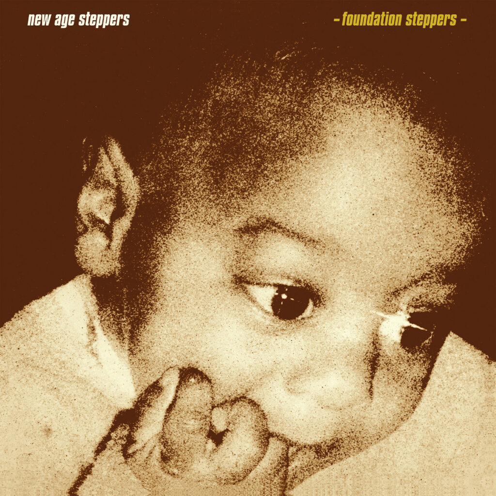 New Age Steppers - Foundation Steppers LP product image