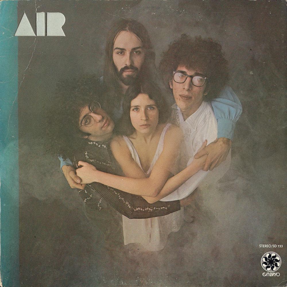 Air album cover