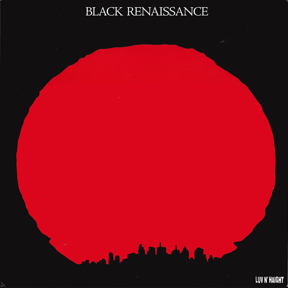 Black Renaissance – Body, Mind, And Spirit album cover