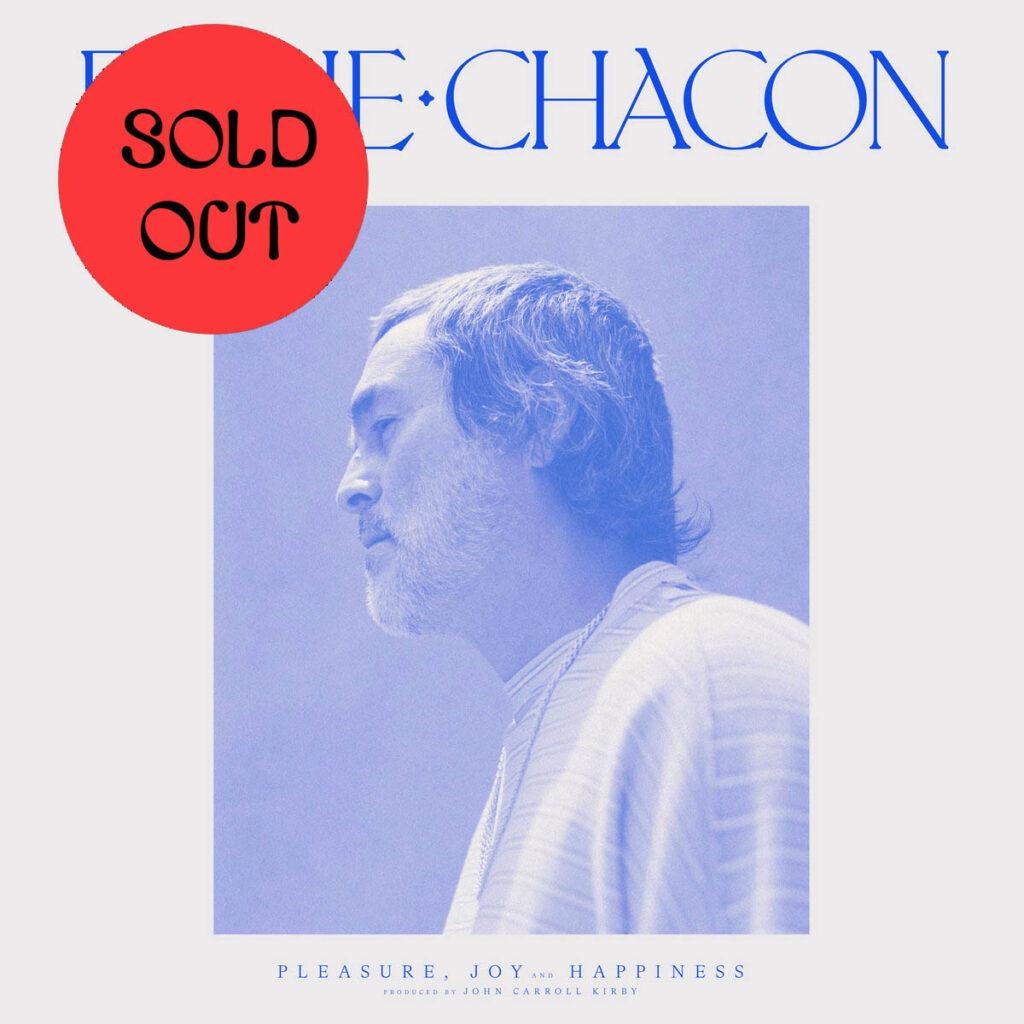 Eddie Chacon - Pleasure, Joy And Happiness LP product image