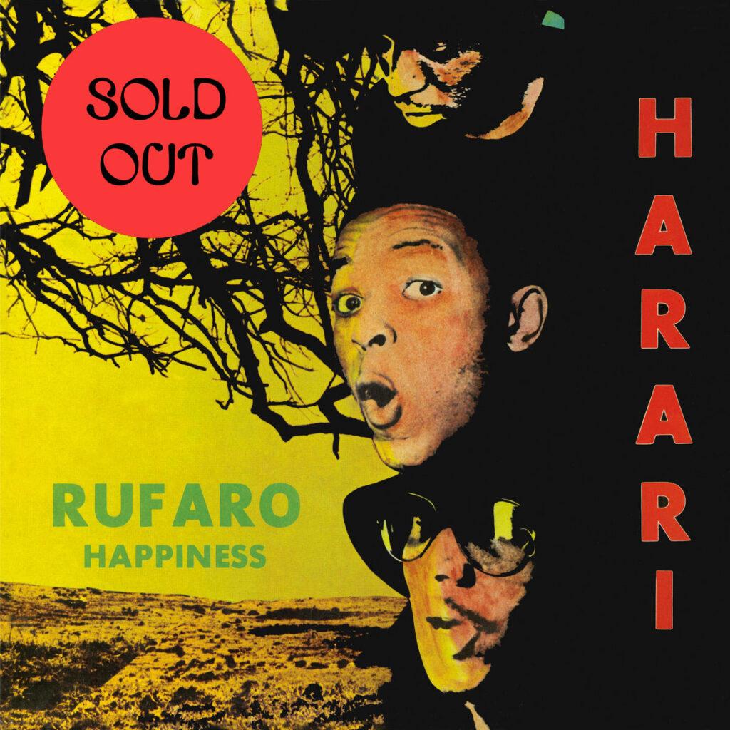 Harari - Rufaro Happiness LP product image