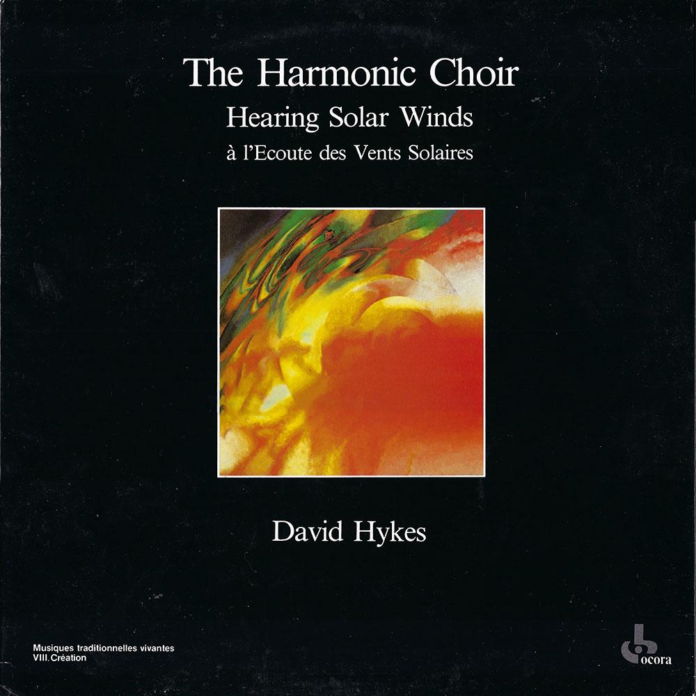 David Hykes & The Harmonic Choir album cover