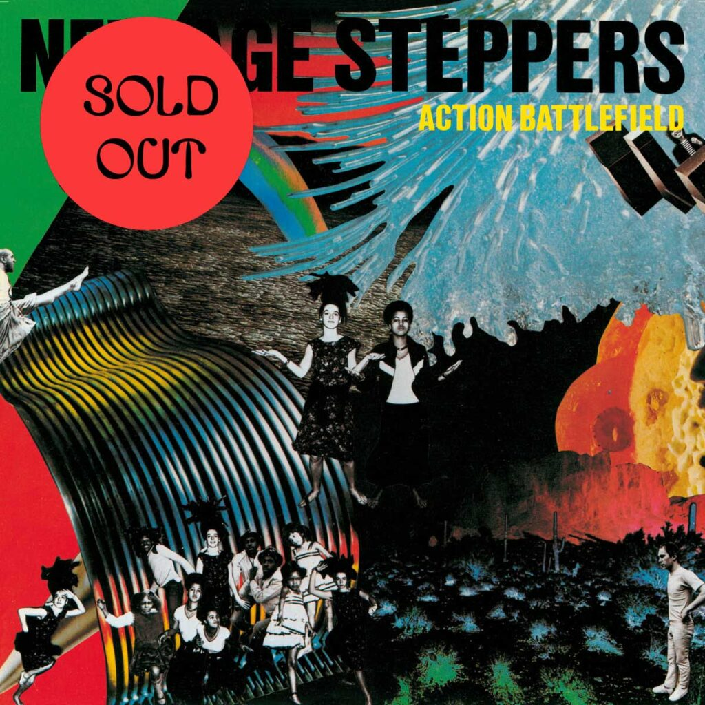 New Age Steppers - Action Battlefield LP product image