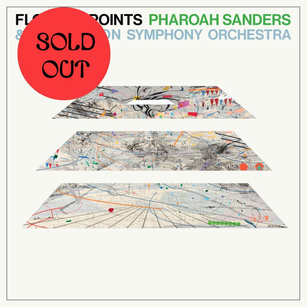 Floating Points, Pharoah Sanders & The London Symphony Orchestra - Promises LP product image