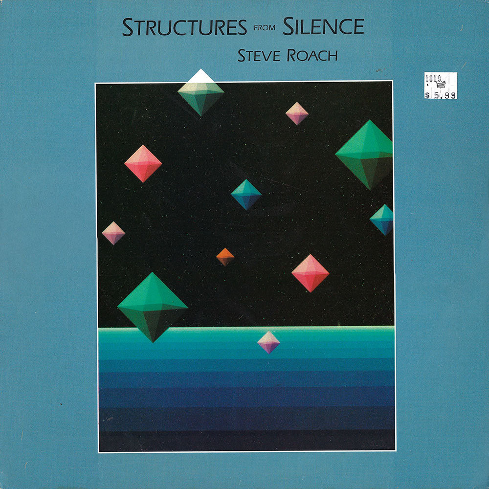 Steve Roach – Structures From Silence album cover