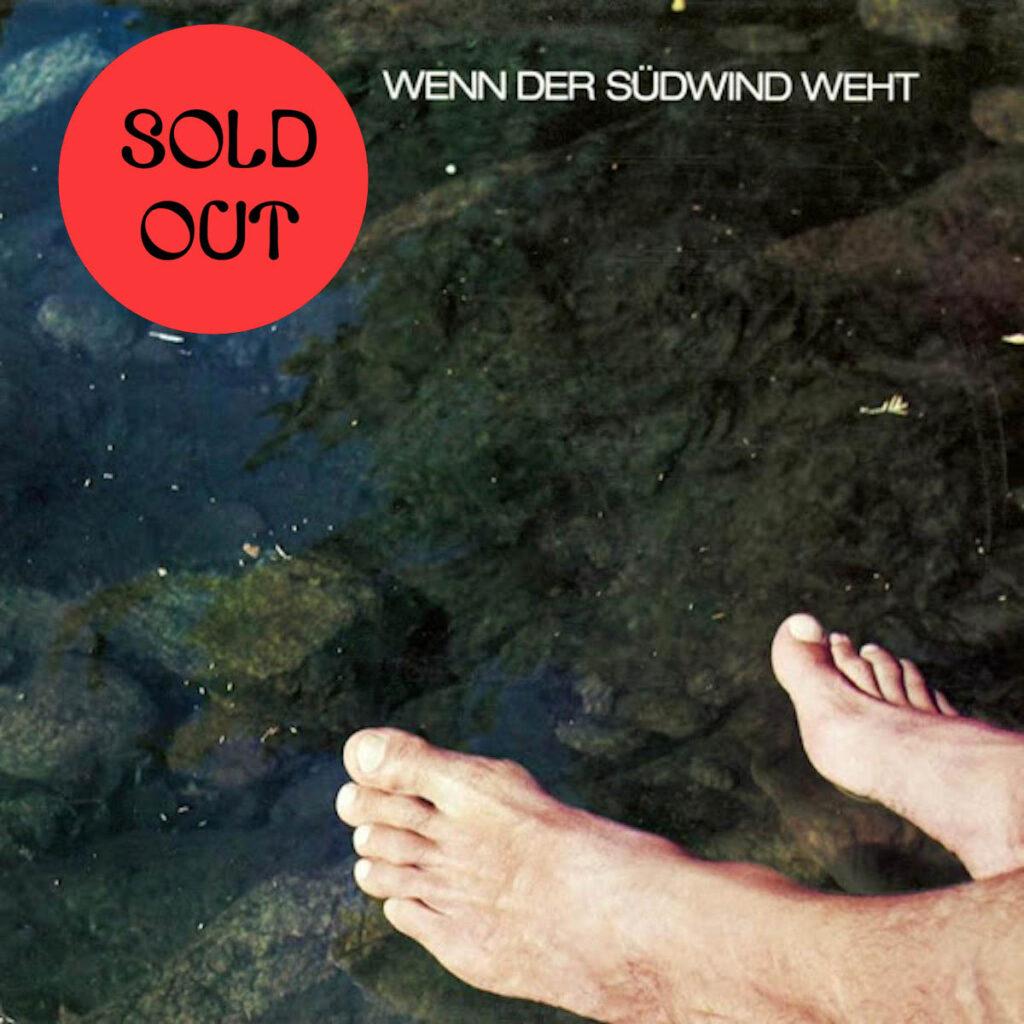 Roedelius – Wenn Der Südwind Weht LP product image