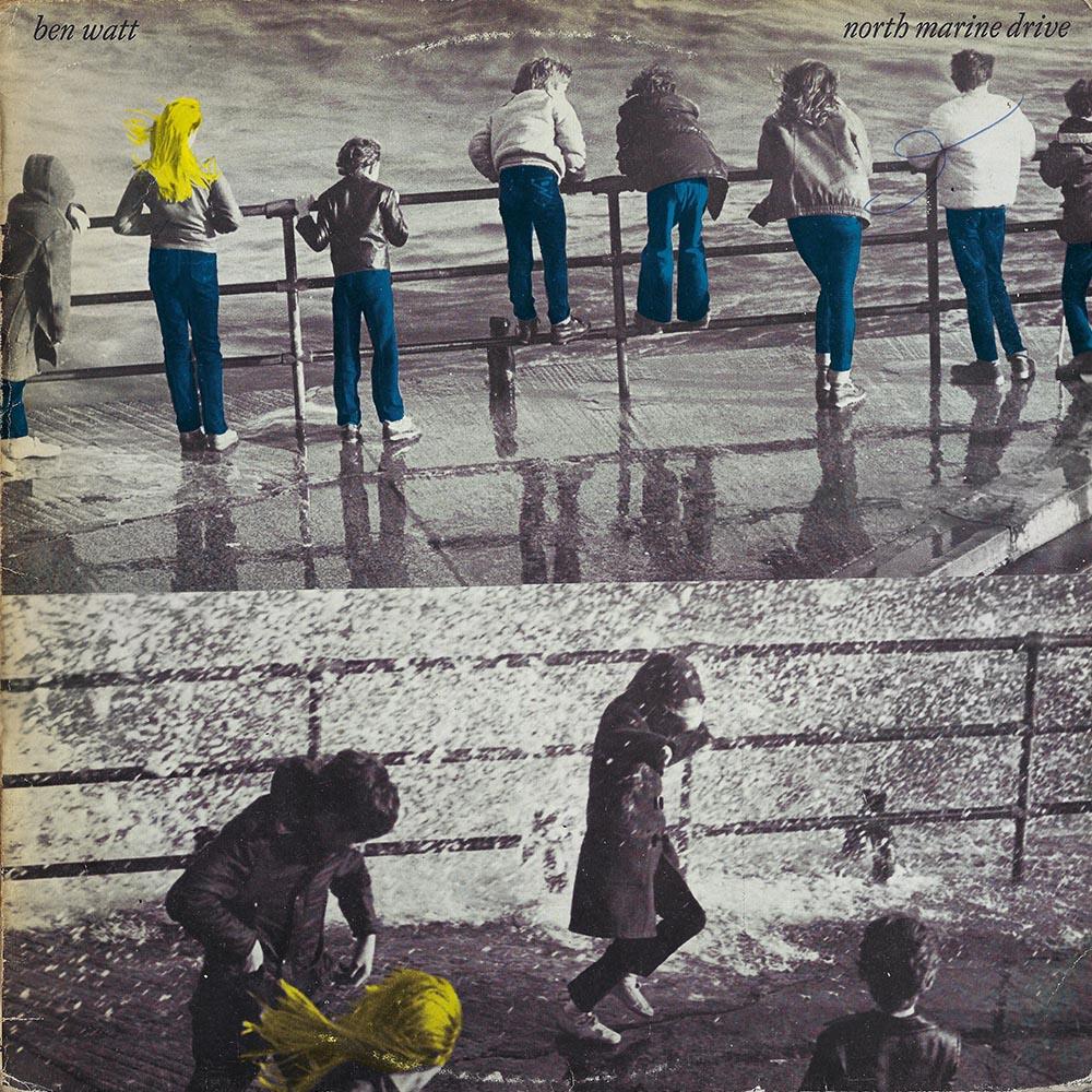 Ben Watt – North Marine Drive album cover