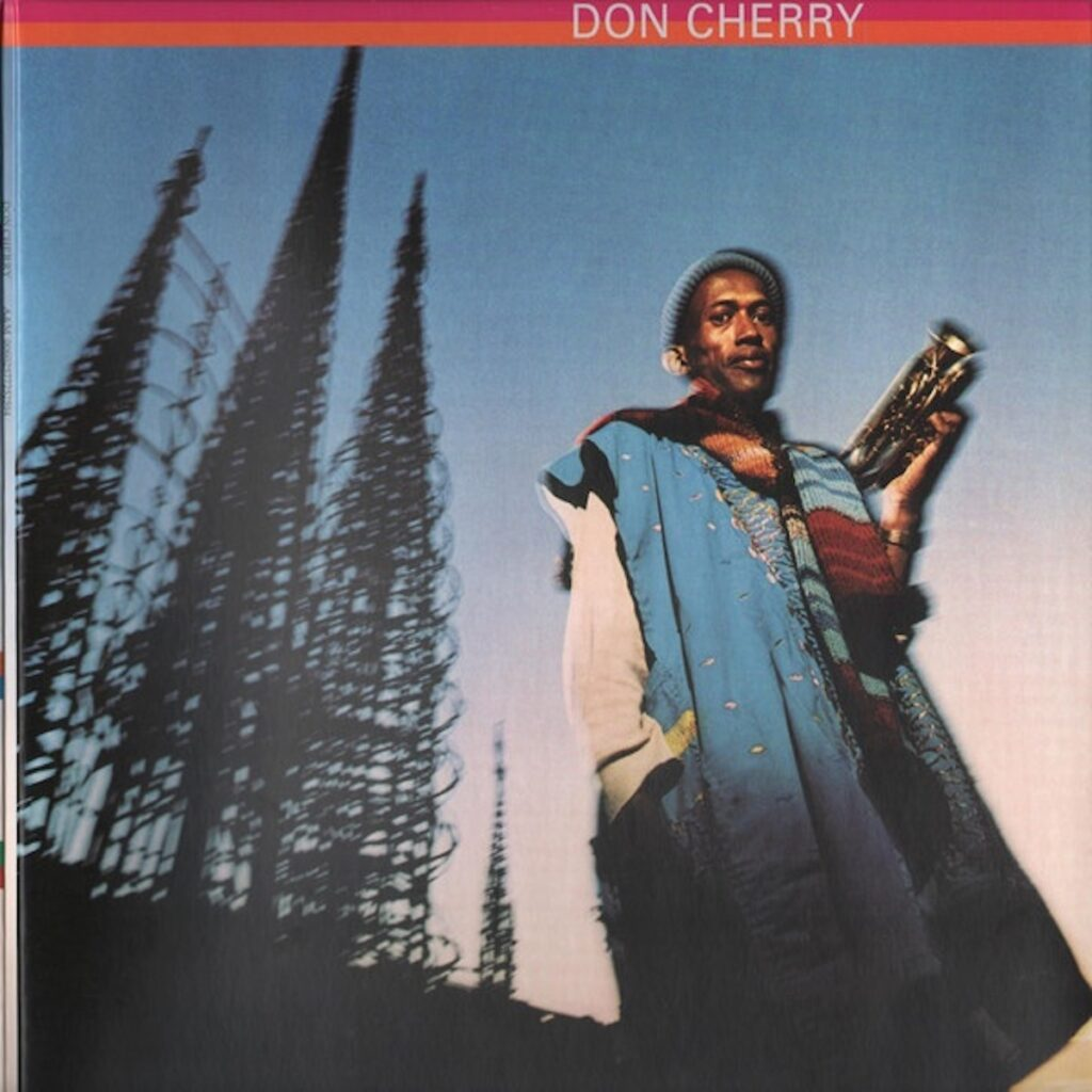 Don Cherry - Brown Rice LP product image