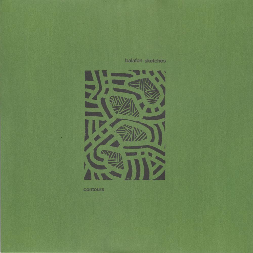 Contours – Balafon Sketches album cover