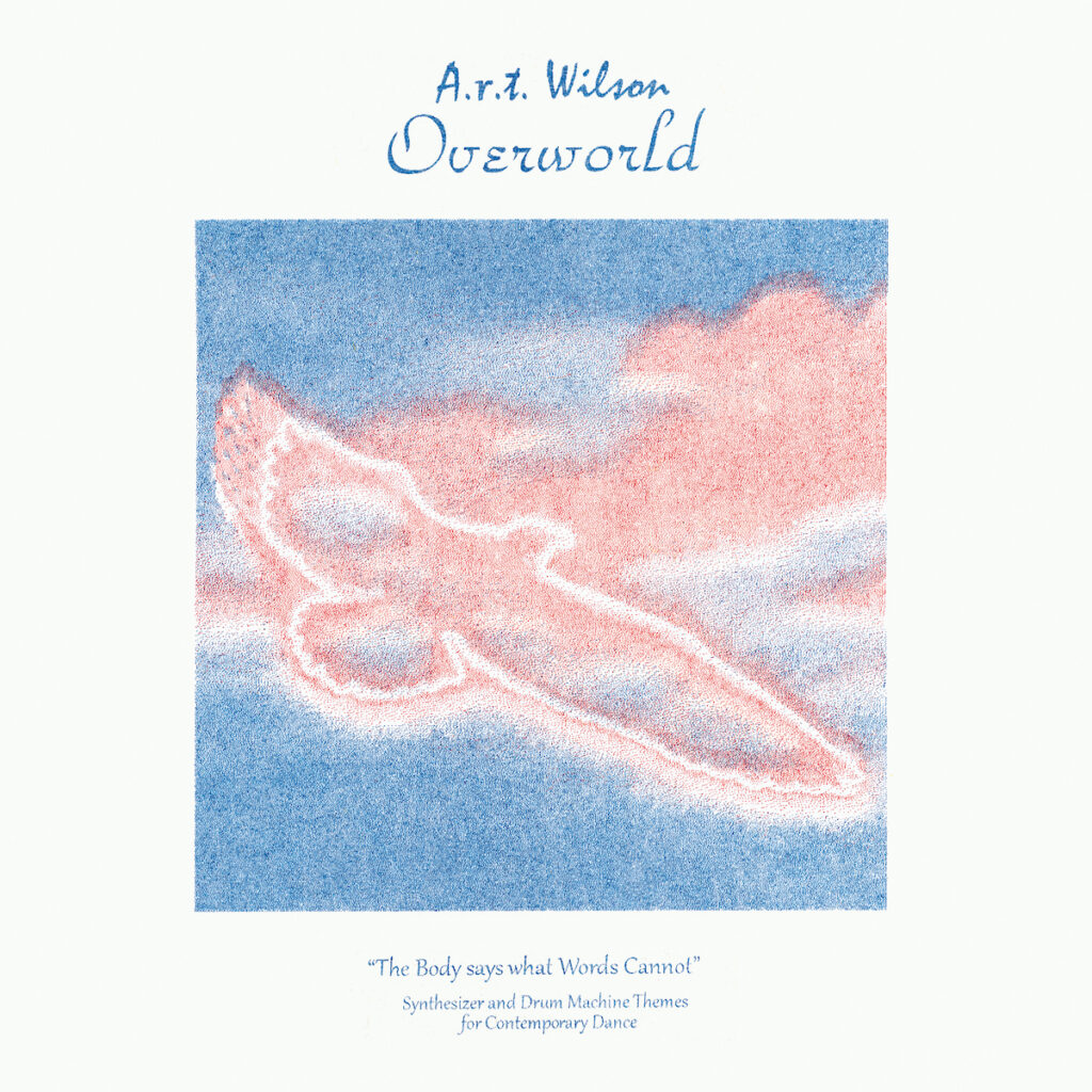 A.r.t. Wilson - Overworld LP product image