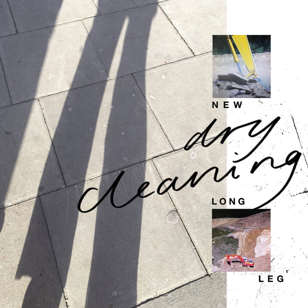 Dry Cleaning album cover