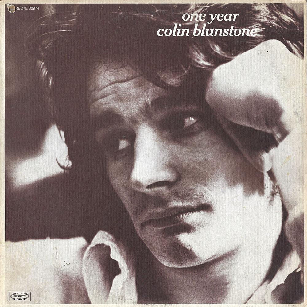 Colin Blunstone – One Year album cover