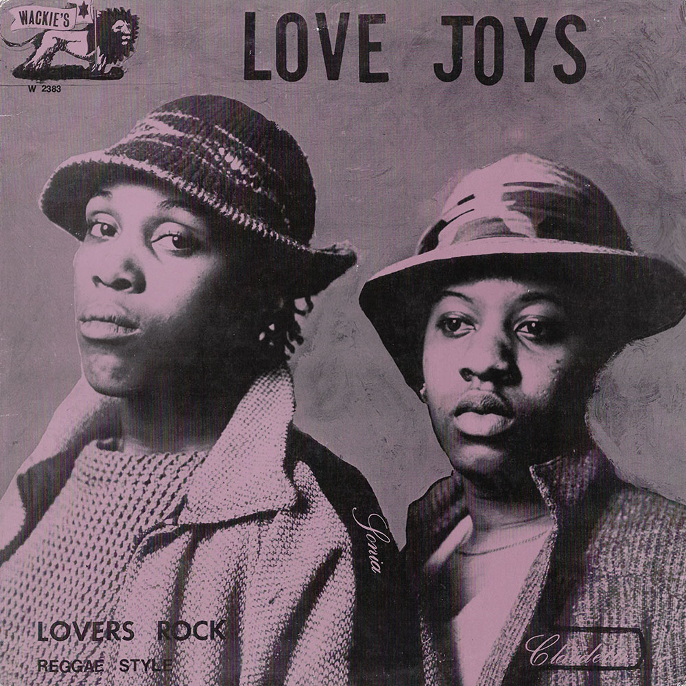 Love Joys – Lovers Rock Reggae Style album cover
